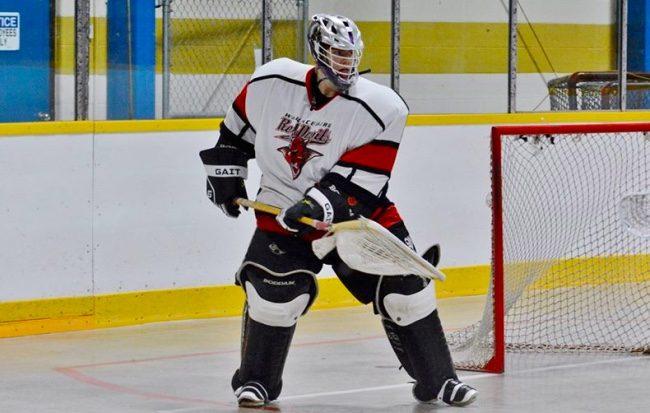 Lucas Jacobs lacrosse