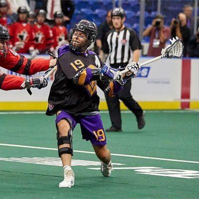 Tyler Brown lacrosse