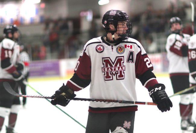 Brett Fisher hockey