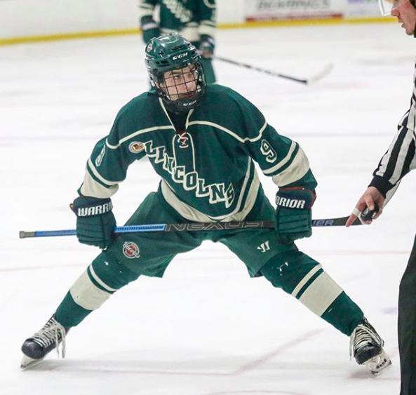 Ryan Burke hockey