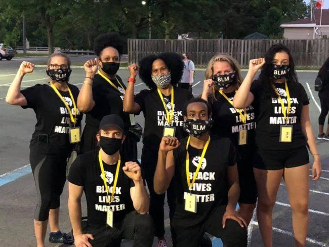 Black Lives Matter Chatham