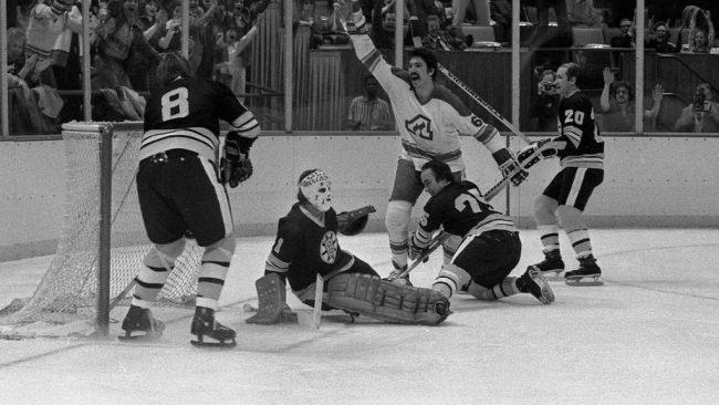 Ken Houston hockey