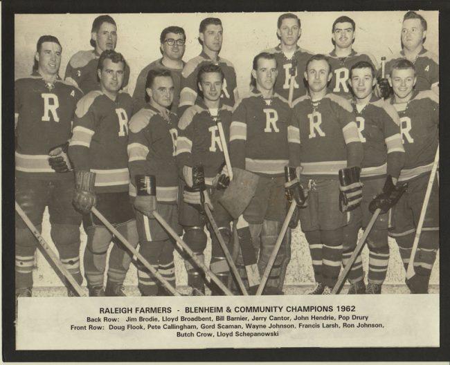 Raleigh Farmers Hockey
