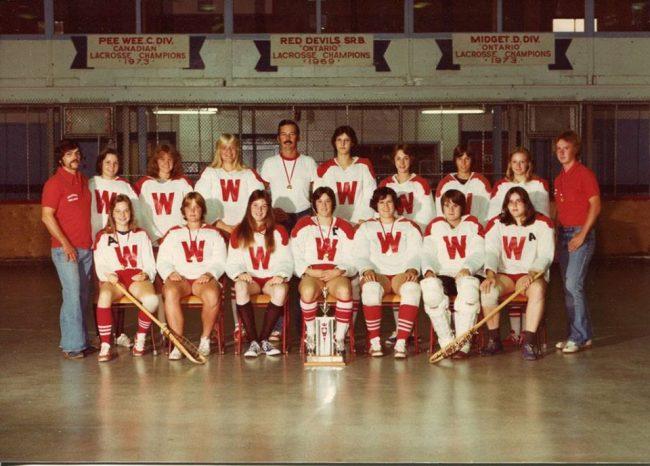 Wallaceburg Girls Lacrosse