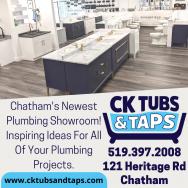 Plumbing Showroom Chatham