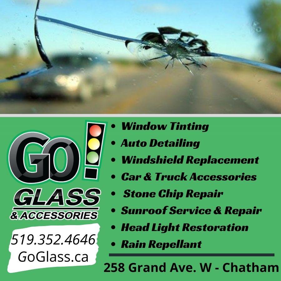 Go Glass Chatham