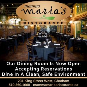 Mamma Marias Restaurant
