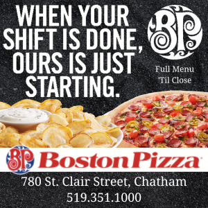 Boston Pizza Chatham