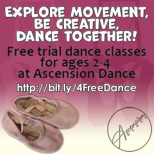 Toddler Dance Classes Chatham
