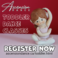 Ascension - Toddler Dance Classes Chatham