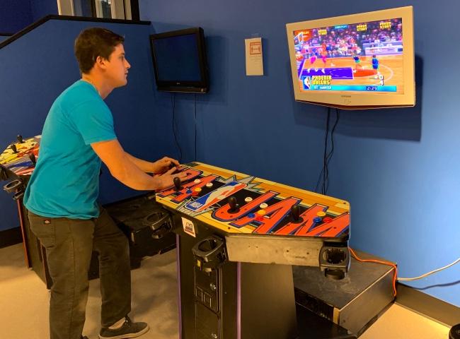 Barnetti's Arcade Chatham