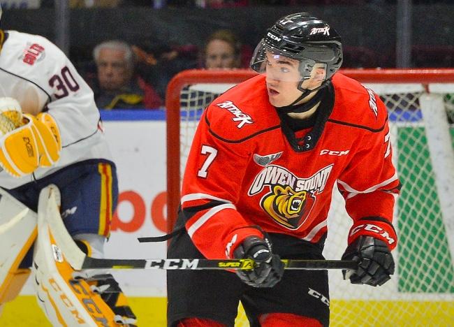 Deni Goure NHL Draft