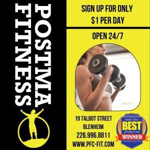 Postma Fitness Blenheim